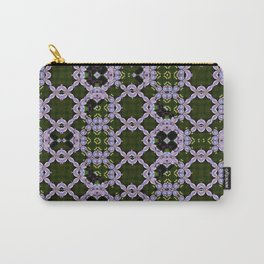 lilac blossom patterns Carry-All Pouch