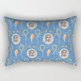 Calico Jim Rectangular Pillow