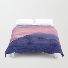 Rose Serenity Sunrise III Duvet Cover