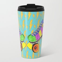 roller skates Travel Mug