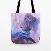 le petit prince Tote Bags featuring Le Petit Prince by EarthShine
