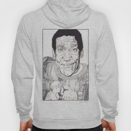 Bill Cosby in a Toulouse Lautrec Sweater by Aaron Bir Hoody