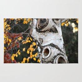 The Owl Tree Rug