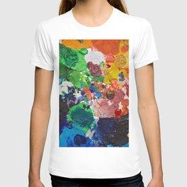 Palette of Colors T-shirt