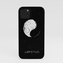 IAPETUS iPhone Case