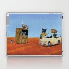 The Outback ATM Laptop & iPad Skin