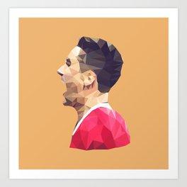 Ander Herrera - Manchester United Art Print