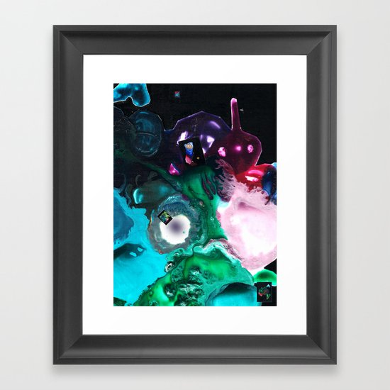 Khebs Framed Art Print