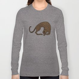Cheetah Langarmshirt