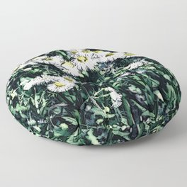 Chamomile Floor Pillow