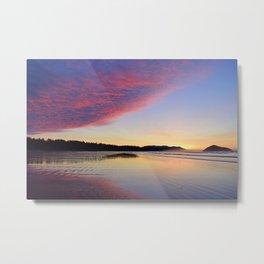 Tofino Sunrise Metal Print