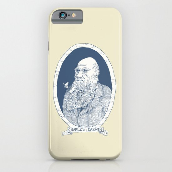 By Darwin's Beard iPhone & iPod Case