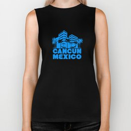 Cancun mexico Biker Tank