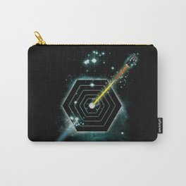 Space and Time Fragmentation Ship Carry-All Pouch