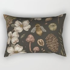Nature Walks Rectangular Pillow