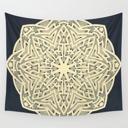 Mandala 4 Wall Tapestry
