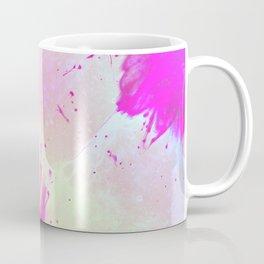 CLOUDS IN SPACE PINK Coffee Mug