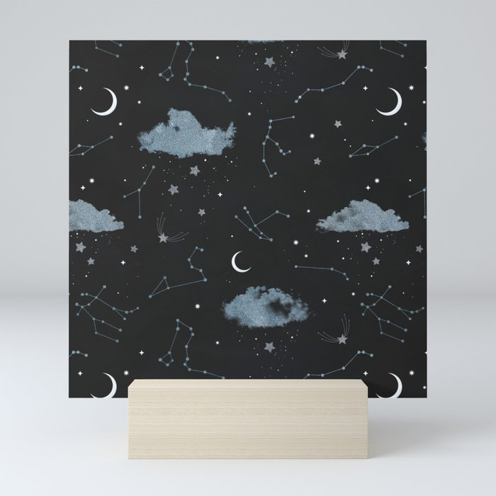 Starlit Mini Art Print