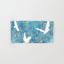 Ecotone (day) Hand & Bath Towel