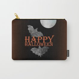 Bats And The Moonlight Carry-All Pouch