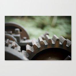 gears (Oregon)  Canvas Print