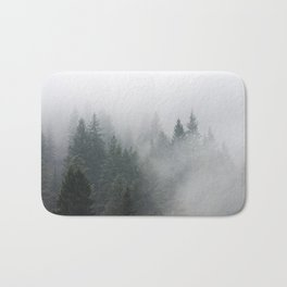 Long Days Ahead - Nature Photography Bath Mat