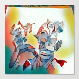 Full metal Nova Canvas Print
