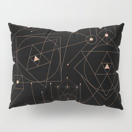 celestial pattern design Pillow Sham