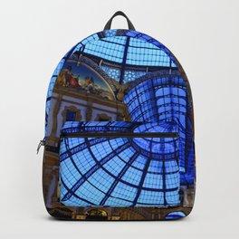 Shoping in Milan Backpack