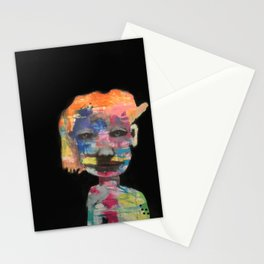 Can't wait to get to know you Stationery Cards
