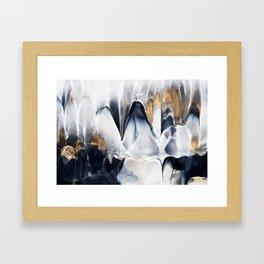 Abstract Flow 02 Framed Art Print