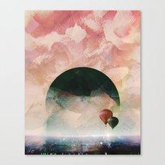 Dryft nwwhwyr Canvas Print