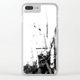 The Unseen Eye Clear iPhone Case