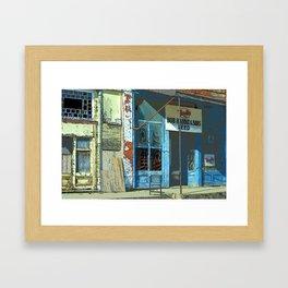 Feedstore Framed Art Print