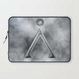 Stargate and smoke Laptop Sleeve
