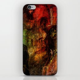Whitechapel , first murder of Jack The Ripper iPhone Skin