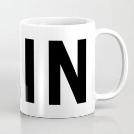 Berlin Bear Logo Design (German Bear) Coffee Mug