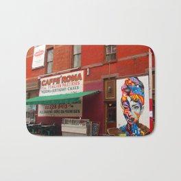 Caffe Roma, Little Italy NYC Bath Mat