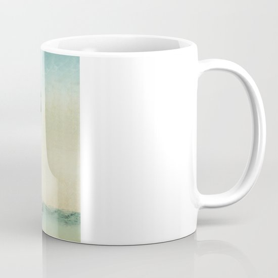 Elephant at Sea Mug