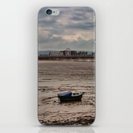 Grand Pier, Weston-super-Mare iPhone Skin