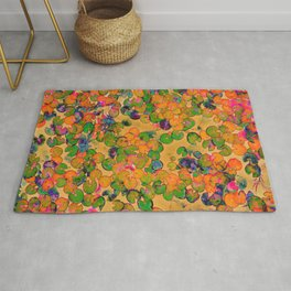Lily Pad Tie Rug