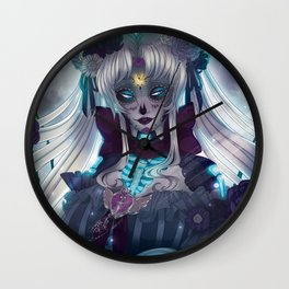 Sailor Muerte Wall Clock