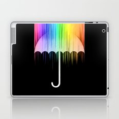 Rain of Colors Laptop & iPad Skin