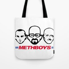 Meth Boys Tote Bag