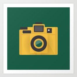 Camera Series: Holga Art Print