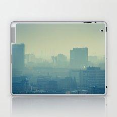 Hazy Bratislava Laptop & iPad Skin
