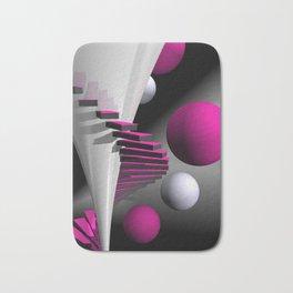 go pink -12- Bath Mat