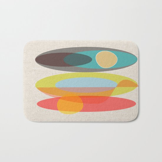 Surf Bath Mat