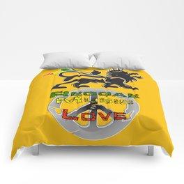 Reggae, Music & Love Comforters