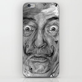 Dalí iPhone Skin